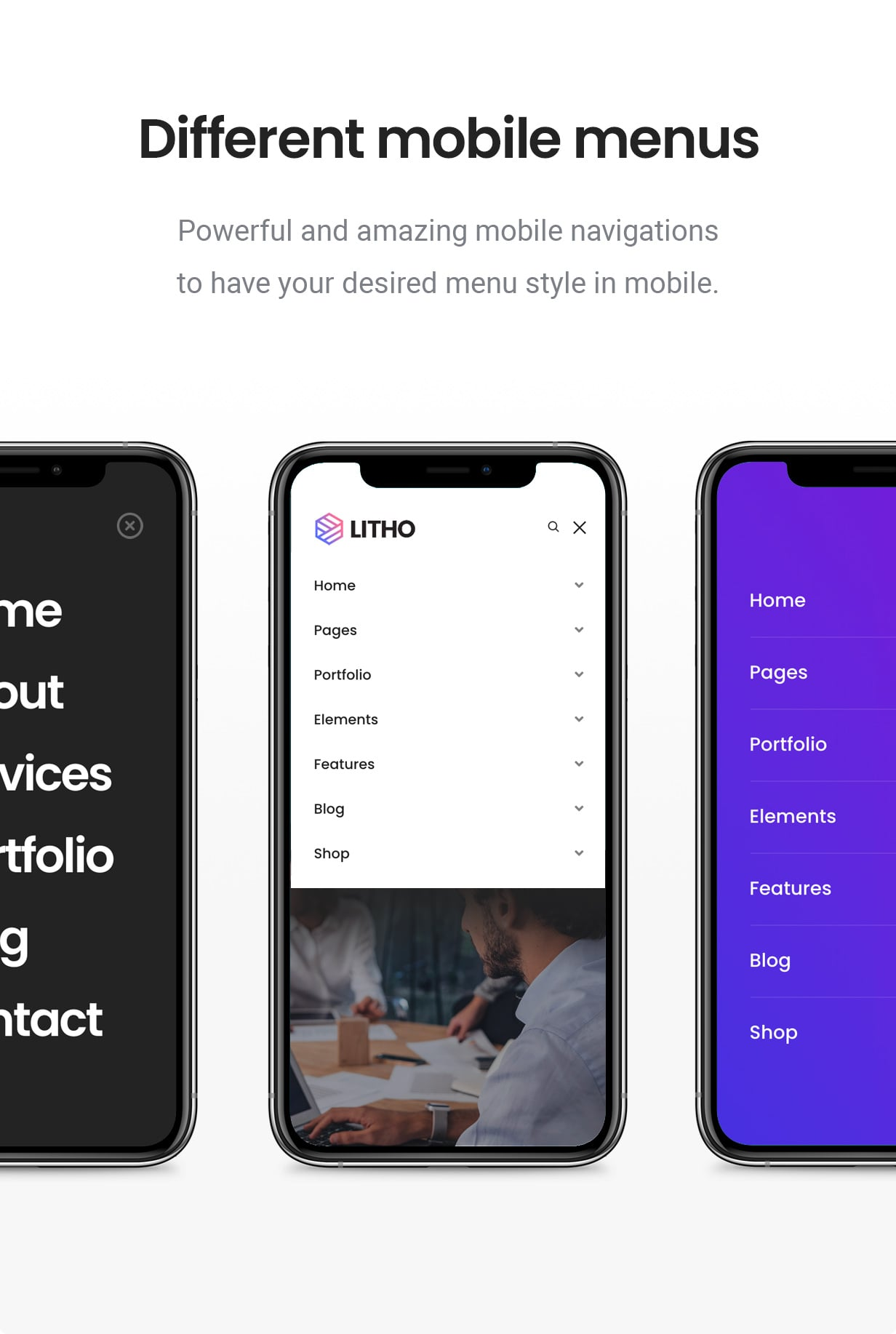 Litho - The Multipurpose Elementor WordPress Theme
